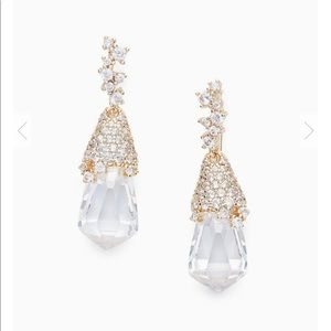 Kendra Scott Becky Drop Earrings in Gold